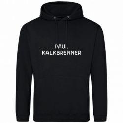 Мужская толстовка Singer Paul Kalkbrenner
