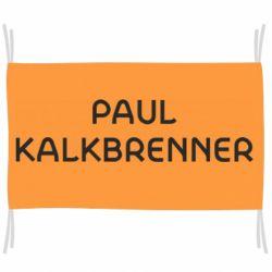 Флаг Singer Paul Kalkbrenner