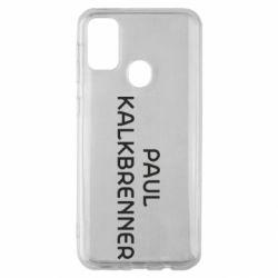 Чохол для Samsung M30s Singer Paul Kalkbrenner