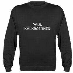 Реглан (свитшот) Singer Paul Kalkbrenner