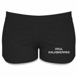 Женские шорты Singer Paul Kalkbrenner