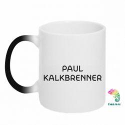 Кружка-хамелеон Singer Paul Kalkbrenner