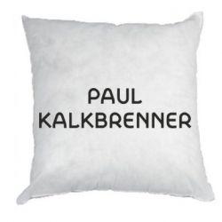 Подушка Singer Paul Kalkbrenner