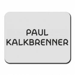 Килимок для миші Singer Paul Kalkbrenner