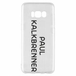 Чохол для Samsung S8 Singer Paul Kalkbrenner
