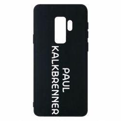 Чохол для Samsung S9+ Singer Paul Kalkbrenner