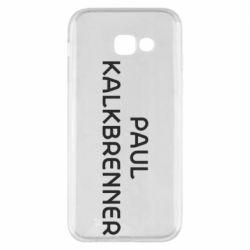 Чохол для Samsung A5 2017 Singer Paul Kalkbrenner
