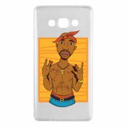 Чохол для Samsung A7 2015 Singer Tupac Shakur
