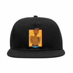 Снепбек Singer Tupac Shakur