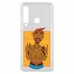 Чохол для Samsung A9 2018 Singer Tupac Shakur