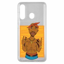 Чохол для Samsung M40 Singer Tupac Shakur