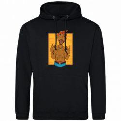 Чоловіча толстовка Singer Tupac Shakur