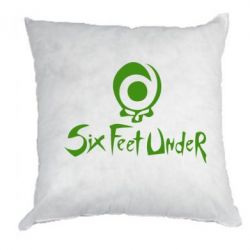 Подушка Six Feet Under - FatLine