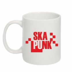 Кружка 320ml ska punk - FatLine