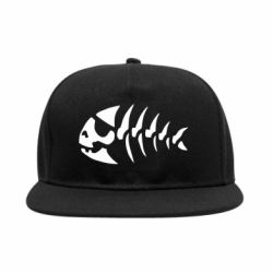 Снепбек скелет рыбки - FatLine