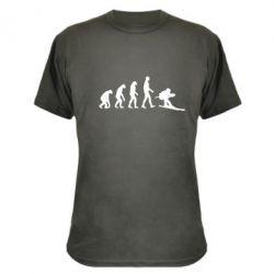 Камуфляжная футболка Ski evolution - FatLine