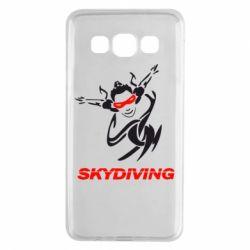 Чехол для Samsung A3 2015 Skidiving - FatLine