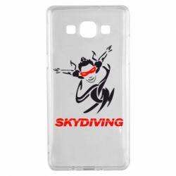 Чехол для Samsung A5 2015 Skidiving - FatLine