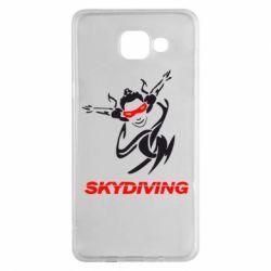 Чохол для Samsung A5 2016 Skidiving