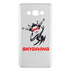 Чехол для Samsung A7 2015 Skidiving - FatLine