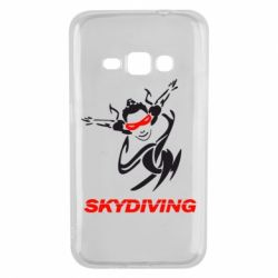 Чехол для Samsung J1 2016 Skidiving - FatLine