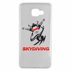 Чехол для Samsung A7 2016 Skidiving - FatLine