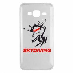Чехол для Samsung J3 2016 Skidiving - FatLine