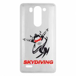 Чехол для LG G3 mini/G3s Skidiving - FatLine