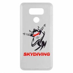 Чехол для LG G6 Skidiving - FatLine