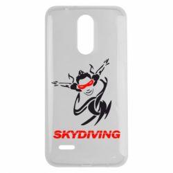 Чехол для LG K7 2017 Skidiving - FatLine
