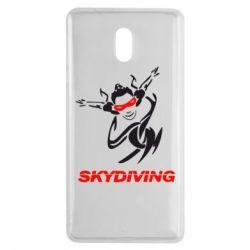 Чехол для Nokia 3 Skidiving - FatLine