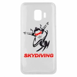 Чехол для Samsung J2 Core Skidiving - FatLine
