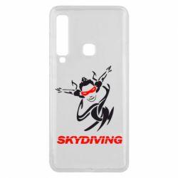 Чехол для Samsung A9 2018 Skidiving - FatLine