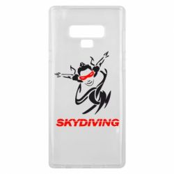 Чехол для Samsung Note 9 Skidiving - FatLine