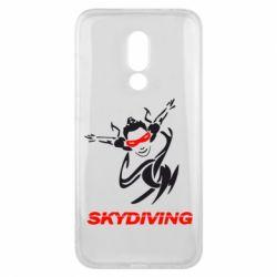 Чехол для Meizu 16x Skidiving - FatLine