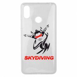 Чехол для Xiaomi Mi Max 3 Skidiving - FatLine