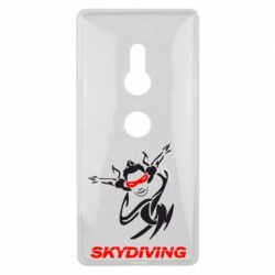 Чехол для Sony Xperia XZ2 Skidiving - FatLine