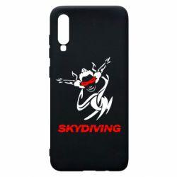 Чохол для Samsung A70 Skidiving