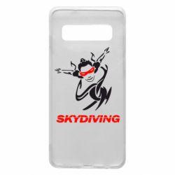 Чохол для Samsung S10 Skidiving