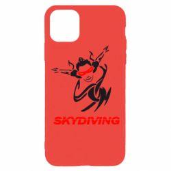 Чохол для iPhone 11 Pro Skidiving