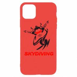 Чохол для iPhone 11 Pro Max Skidiving