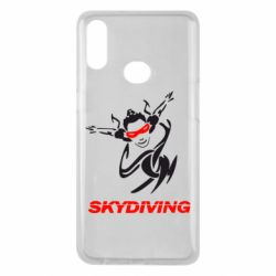 Чохол для Samsung A10s Skidiving