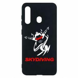 Чохол для Samsung M40 Skidiving