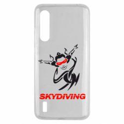 Чохол для Xiaomi Mi9 Lite Skidiving