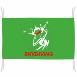Прапор Skidiving