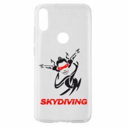Чохол для Xiaomi Mi Play Skidiving