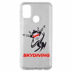 Чохол для Samsung M30s Skidiving