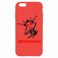 Чехол для iPhone 6/6S Skidiving - FatLine