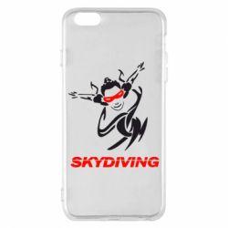 Чохол для iPhone 6 Plus/6S Plus Skidiving