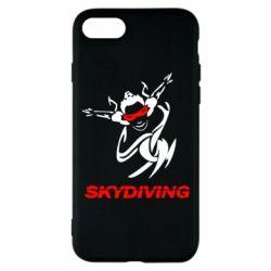 Чехол для iPhone 7 Skidiving - FatLine
